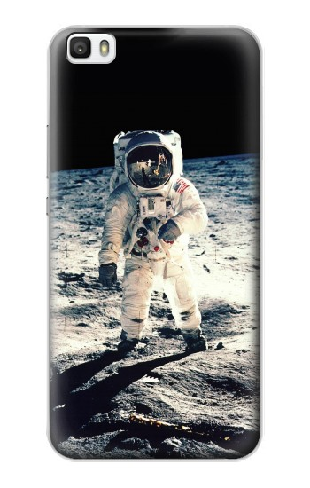 Printed Neil Armstrong First Man on The Moon Huawei P8lite Case