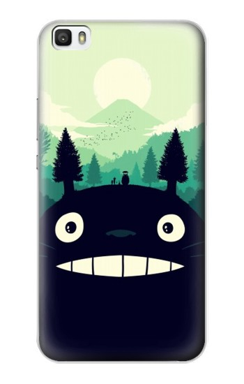 Printed My Neighbor Totoro Huawei P8lite Case