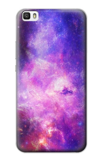 Printed Milky Way Galaxy Huawei P8lite Case