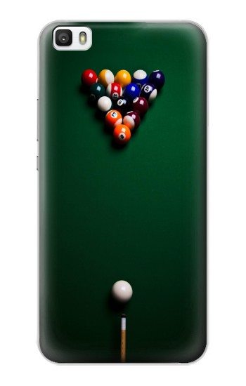 Printed Billiard Pool Huawei P8lite Case