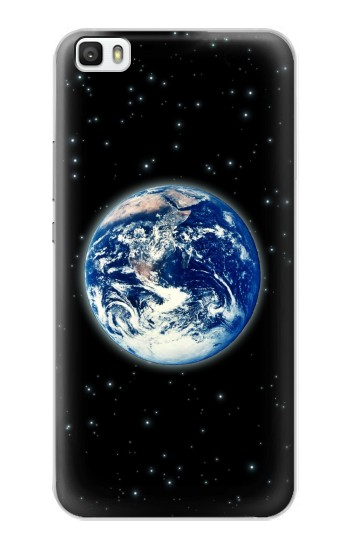 Printed Earth Planet Space Star nebula Huawei P8lite Case
