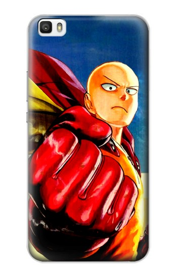 Printed Saitama One Punch Man Huawei P8lite Case