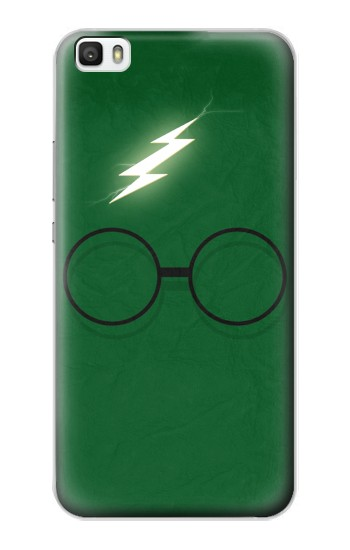 Printed Harry Potter Minimalist Huawei P8lite Case