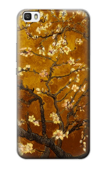 Printed Yellow Blossoming Almond Tree Van Gogh Huawei P8lite Case