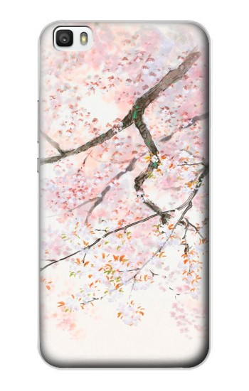 Printed Tale Of The Princess Kaguya Sakura Huawei P8lite Case