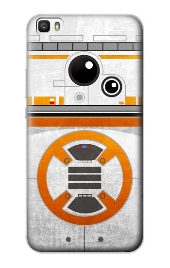 Printed BB-8 Rolling Droid Minimalist Huawei P8lite Case