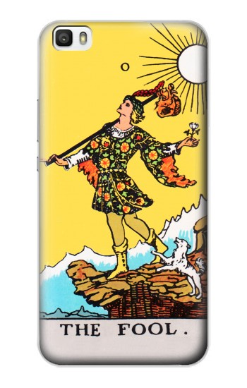 Printed Tarot Card The Fool Huawei P8lite Case