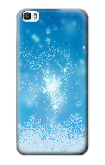 Printed Snow Spell Magic Huawei P8lite Case