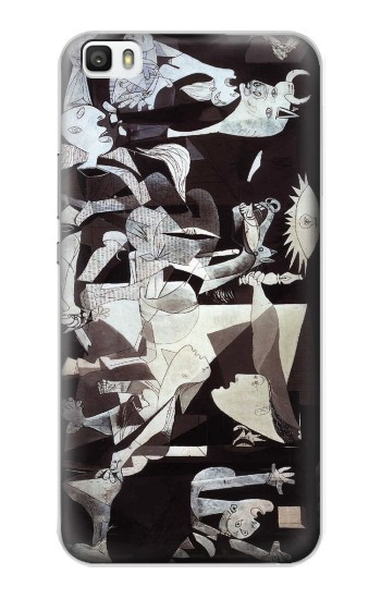Printed Picasso Guernica Original Painting Huawei P8lite Case