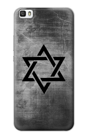 Printed Judaism Star of David Symbol Huawei P8lite Case