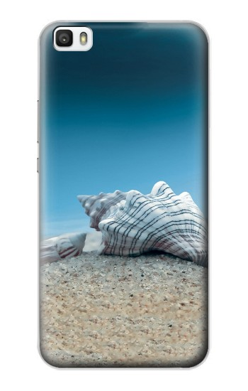 Printed Sea Shells Under the Sea Huawei P8lite Case
