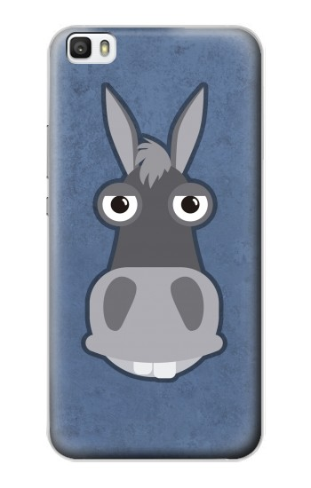 Printed Donkey Cartoon Huawei P8lite Case