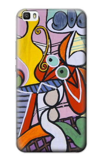 Printed Picasso Nude and Still Life Huawei P8lite Case