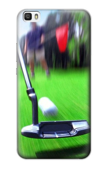 Printed Golf Huawei P8max Case