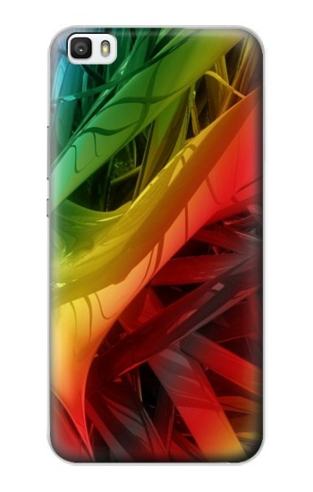 Printed Color Abstract Huawei P8max Case