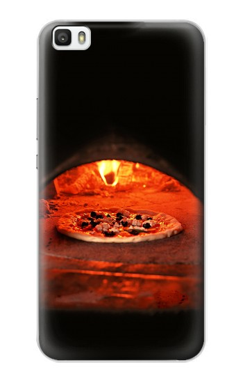 Printed Pizza in Oven Huawei P8max Case