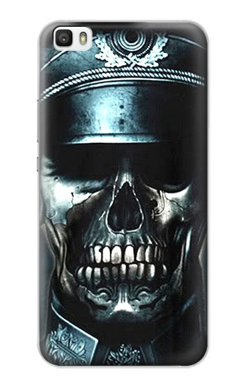 Printed Skull Soldier Zombie Huawei P8max Case