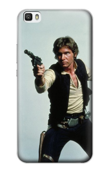Printed Han Solo Huawei P8max Case