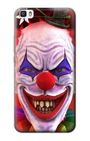 Printed Evil Clown Huawei P8max Case