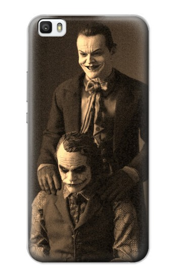 Printed Jokers Together Huawei P8max Case