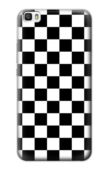 Printed Checkerboard Chess Board Huawei P8max Case