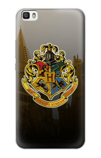 Printed Hogwarts School of Witchcraft and Wizardry Huawei P8max Case