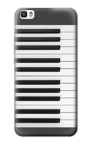 Printed One Octave Piano Huawei P8max Case
