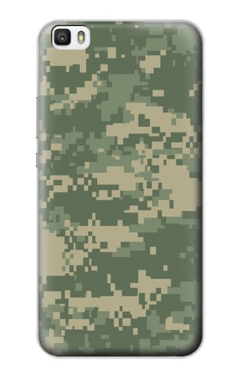 Printed Digital Camo Camouflage Graphic Printed Huawei P8max Case