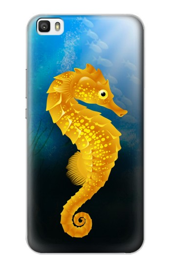 Printed Seahorse Underwater World Huawei P8max Case