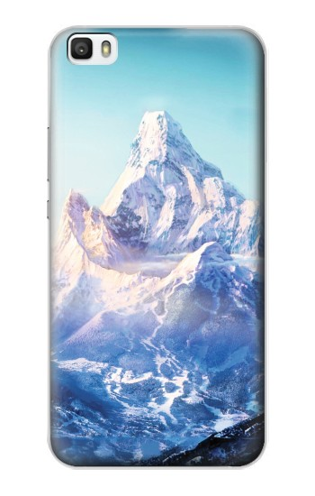 Printed Mount Everest Huawei P8max Case