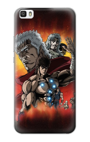 Printed Hokuto no ken Fist of the North Star Huawei P8max Case