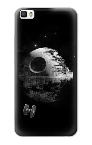 Printed Star Aircraft Planet Huawei P8max Case