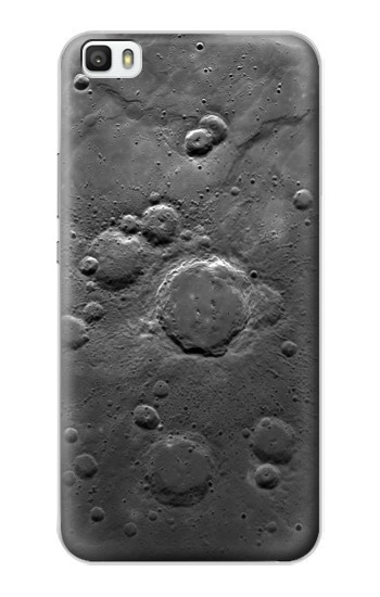 Printed Moon Surface Huawei P8max Case