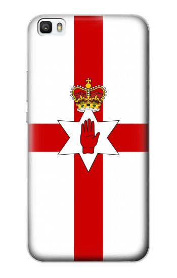 Printed Flag of Northern Ireland Huawei P8max Case