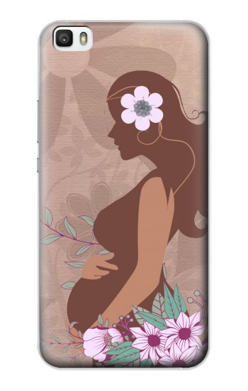 Printed Pregnant Mommy Baby Huawei P8max Case
