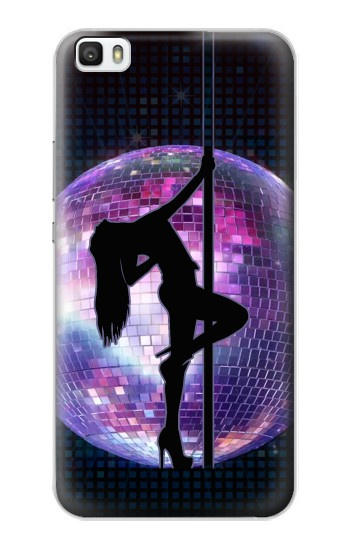 Printed Sexy Disco Dancer Huawei P8max Case