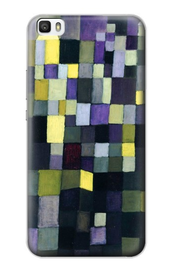 Printed Paul Klee Architecture Huawei P8max Case