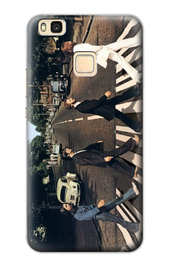 Printed The Beatles Abbey Road Huawei P9 Lite / G9 Lite Case