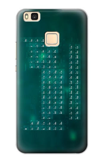 Printed Chemistry Periodic Table Huawei P9 Lite / G9 Lite Case