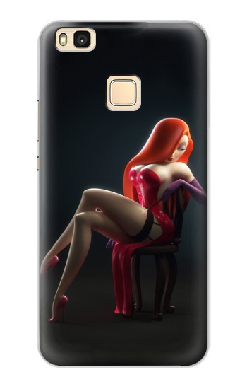 Printed Hot Sexy Bunny Girl Huawei P9 Lite / G9 Lite Case