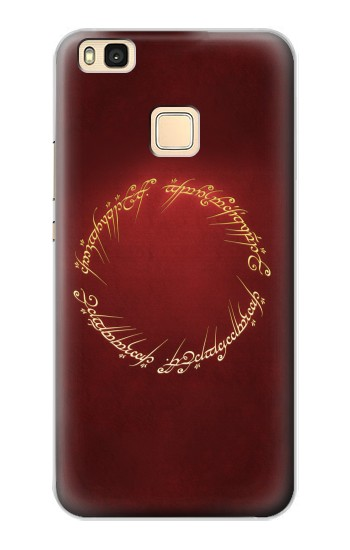 Printed Lord of the Ring Huawei P9 Lite / G9 Lite Case