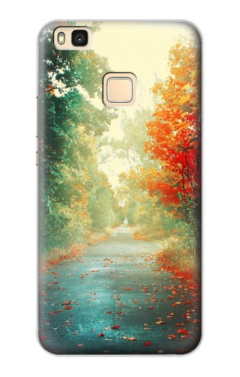 Printed Road Through The Woods Huawei P9 Lite / G9 Lite Case