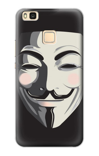 Printed Anonymous V Mask Guy Fawkes Huawei P9 Lite / G9 Lite Case