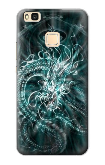 Printed Digital Chinese Dragon Huawei P9 Lite / G9 Lite Case