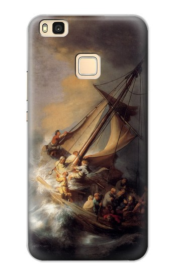 Printed Rembrandt Christ in The Storm Huawei P9 Lite / G9 Lite Case