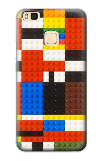 Printed Brick Toy Lego Graphic Printed Huawei P9 Lite / G9 Lite Case