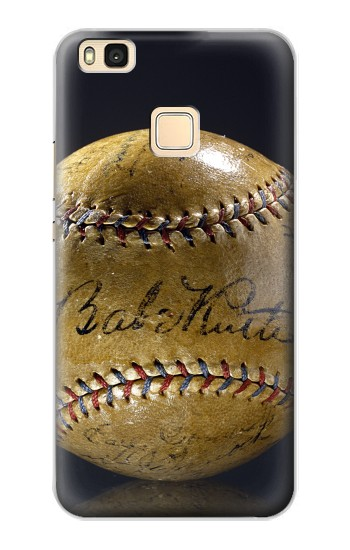 Printed Babe Ruth Baseball Autographed Huawei P9 Lite / G9 Lite Case