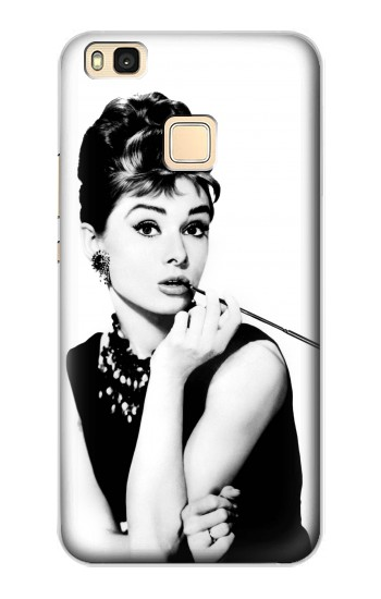 Printed Audrey Hepburn Breakfast at Tiffanys Huawei P9 Lite / G9 Lite Case