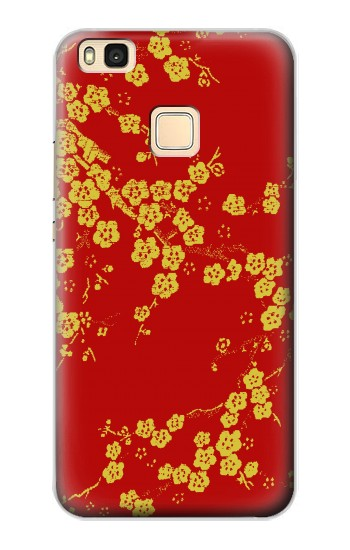 Printed Cherry Blossoms Chinese Silk Graphic Printed Huawei P9 Lite / G9 Lite Case