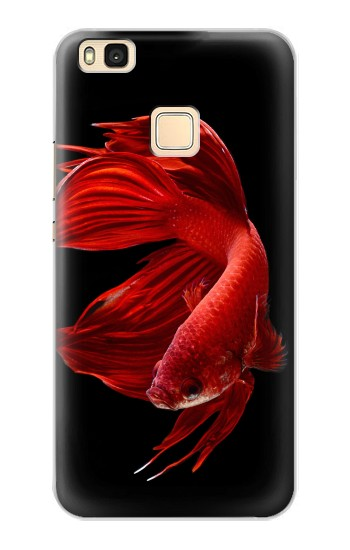 Printed Red Siamese Fighting Fish Huawei P9 Lite / G9 Lite Case